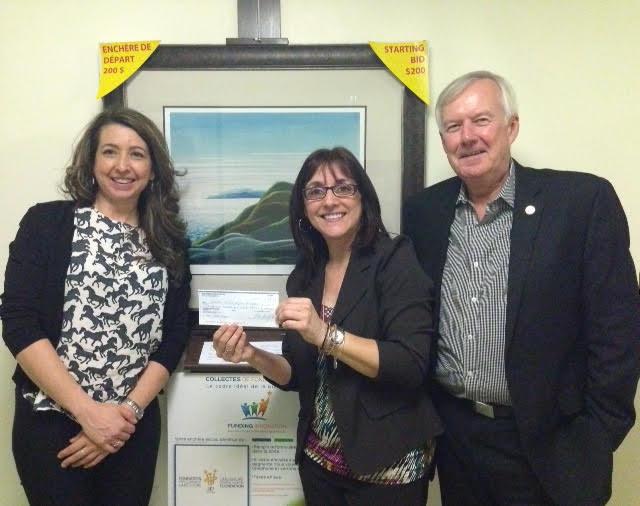 lakeshore general cheque presentation
